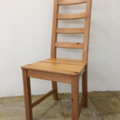 IKEAの背もたれ付き椅子(KAU...