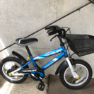 男の子自転車
