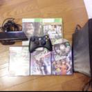 Xbox360とソフトのセットです