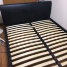 ニトリのクイーンサイズベッド