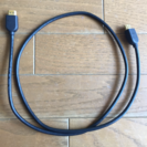 ソニー HDMIケーブル 1m 【中古】