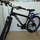 シボレー マウンテンバイク ATB268 オプション付き ブラック...