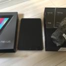 タブレット ASUS NEXUS2012 Wi-Fiモデル 32GB