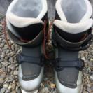 スキーブーツ(SALOMON)27.5㎝ 灰色