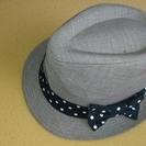 帽子 売ります ~56cm 小さめハット