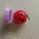 リンゴの首振りおもちゃ 50円