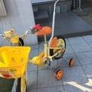 子供用折りたたみ自転車プーさん