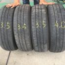 タイヤのみ4本セット☆175/65R15