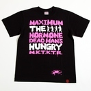 マキシマムザホルモン ハラペコゾンビーズTシャツ Sサイズ