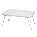 白い折りたたみテーブル