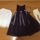 女の子 ドレスセット