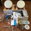 ニンテンドー Wii 本体 いろいろセット マリカー 太鼓の達人
