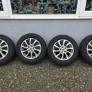 195/65R15 タイヤ&ホイール4本セット
