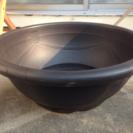 プラスチック睡蓮鉢