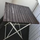 ガーデン二ング用  エクステリア テーブル