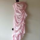 結婚式 ドレス ピンク