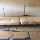 リクライニング ベッド 折り畳み式
