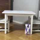 子供の机と椅子セット