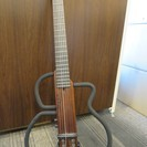サイレントギター ARIA  Sinsonido(ケース、カポタスト付)