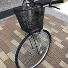 まだ綺麗な自転車