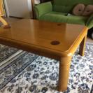 和風こたつローテーブル