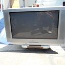 シャープ SHARP 32型 ブラウン管テレビ 無料であげます