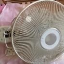 Toshiba壁用扇風機 リモコン付き