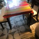 ダイニングテーブルセット☆ベンチシート