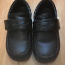 14センチの黒靴フォーマル