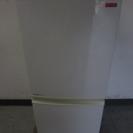 ノンフロン冷凍冷蔵庫 2ドア SHARP 137ℓ (SJ-C14S)