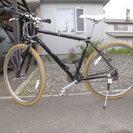 クロスバイクお譲りします