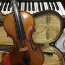 Violin lesson with Suzuki method ...