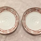 【美品】伊万里焼 皿 2枚セット