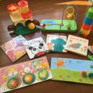 子どもチャレンジベビー 絵本と知育おもちゃ