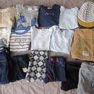 【値下げ】男の子用ベビー服16点セット(80cm)