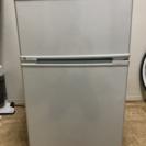 2014年製 冷凍冷蔵庫90㍑ 白