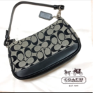 COACHセカンドバッグ【値下げしました!!】