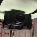 コンパクトカメラお譲りいたします。