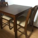 ダイニングテーブル  机  テーブル
