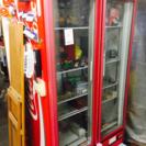 コカコーラ好きの貴方に!業務用冷蔵ショーケース
