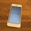 iPhone5  32GB au