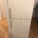 冷蔵庫 無印良品 2ドア 137L