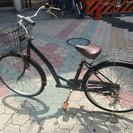 【整備済】26インチ 前後タイヤ新品 ローラーブレーキ自転車