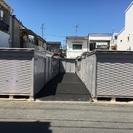 レンタル収納スペース(貸物置)・バイクコンテナ利用可🏍・29年4月...
