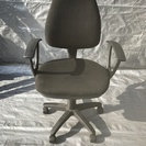 オフィスチェアー 椅子 回転 事務椅子 肘掛付き 中古