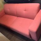 中古品 『 ピンクのソファ 』