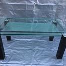 ガラス天板 ダイニングテーブル ニトリ 引取のみ