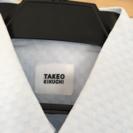 タケオキクチ 長袖ビジネスシャツ