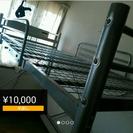 【商談成立】ロフトベッド 今ならプレゼント2つ イケア IKEA ...