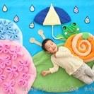 【杉並区・荻窪・西荻窪】かわいい赤ちゃんのアート写真・6月ベビード...